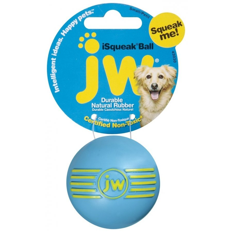 Isqueak Dog Toy / Size Small Ball
