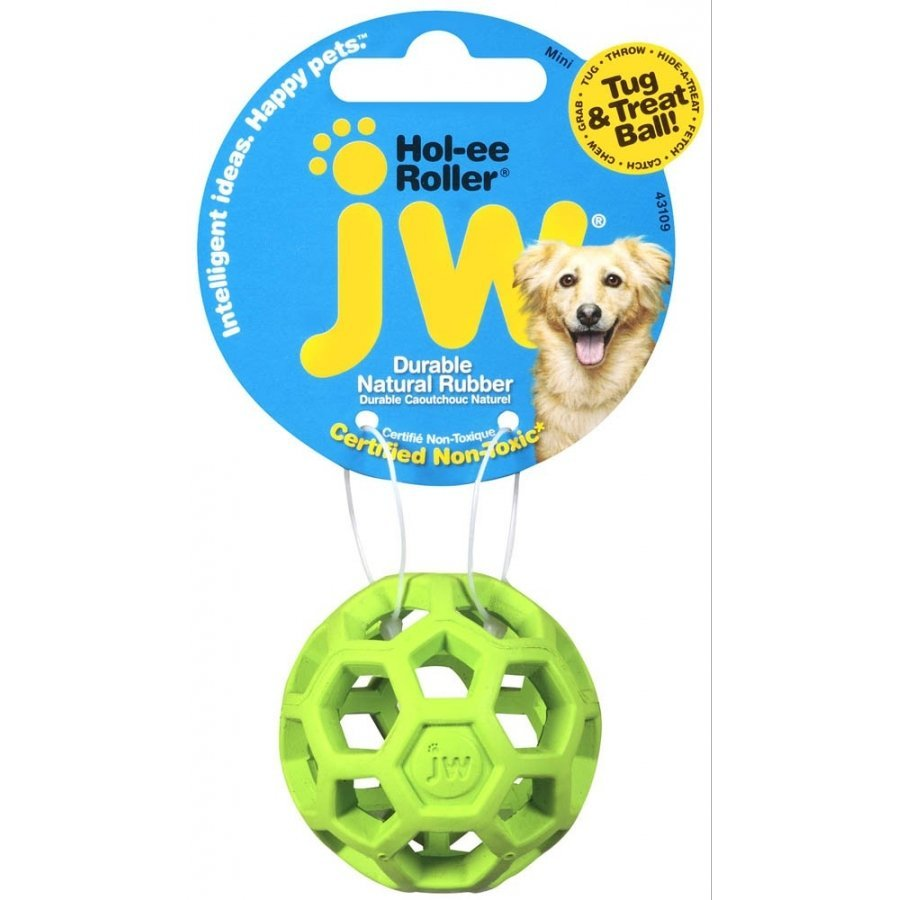Hole Ee Roller Dog Toy Mini