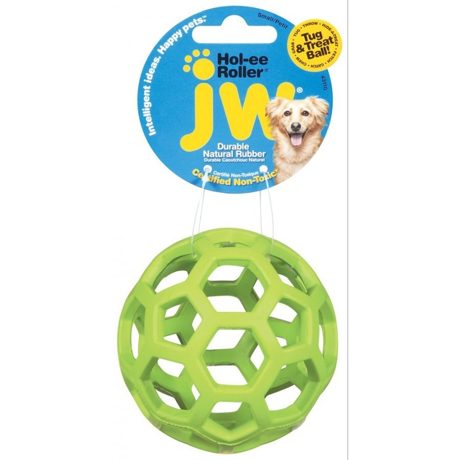 Hol Ee Roller Dog Toy / Size 3.5 In.