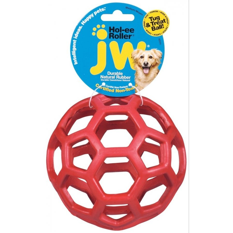 Hol Ee Roller Dog Toy / Size 5 In.