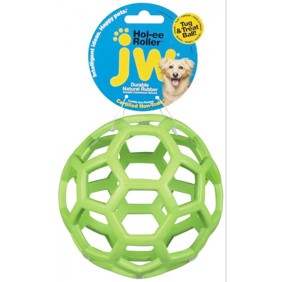 Hol Ee Roller Dog Toy / Size 6.5 In.
