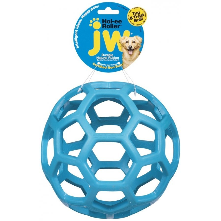 Hol Ee Roller Dog Toy / Size 8 In..
