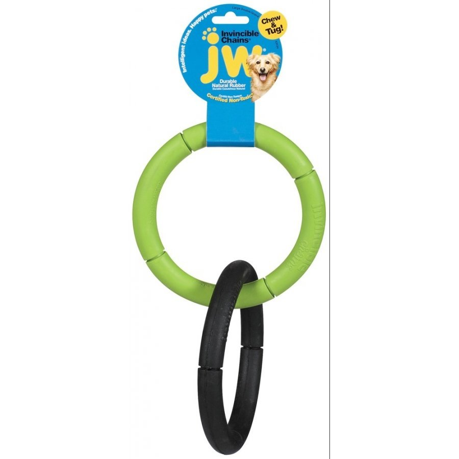 Invincible Links Dog Tug Toy / Size (Large / 2 Links)