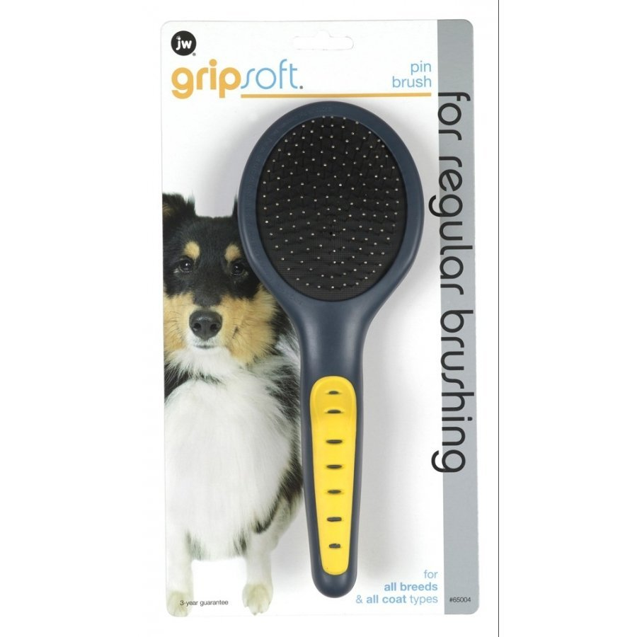 Gripsoft Pin Brush For Dogs