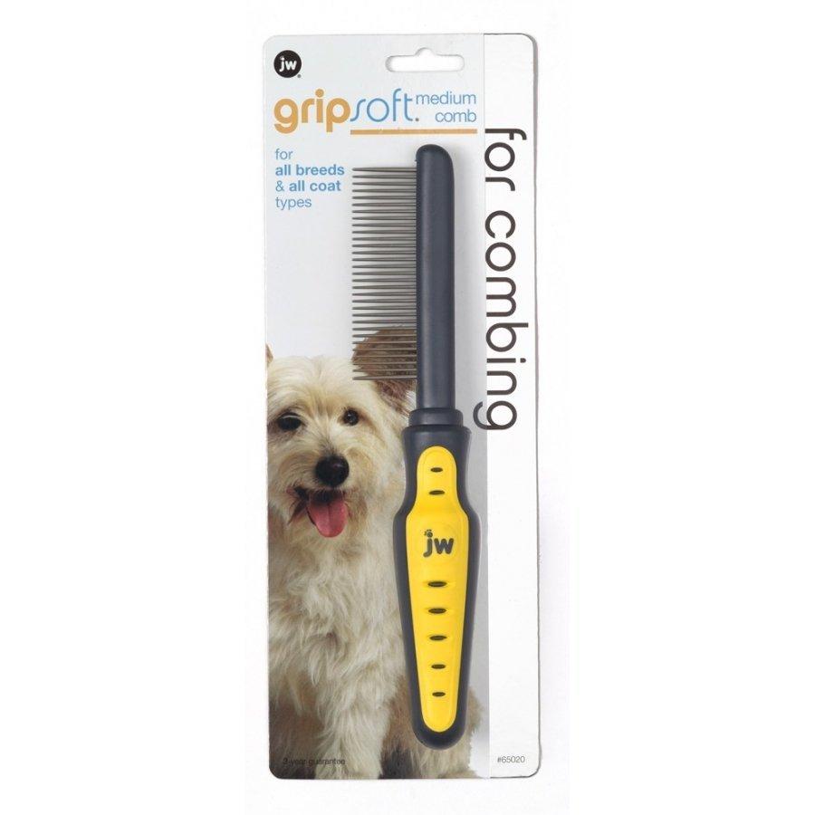 Gripsoft Medium Dog Comb Medium