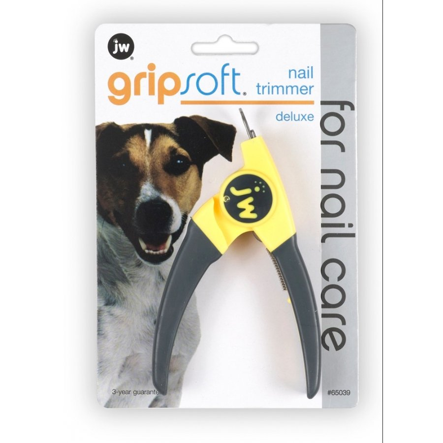 Grip Soft Deluxe Dog Nail Trimmer