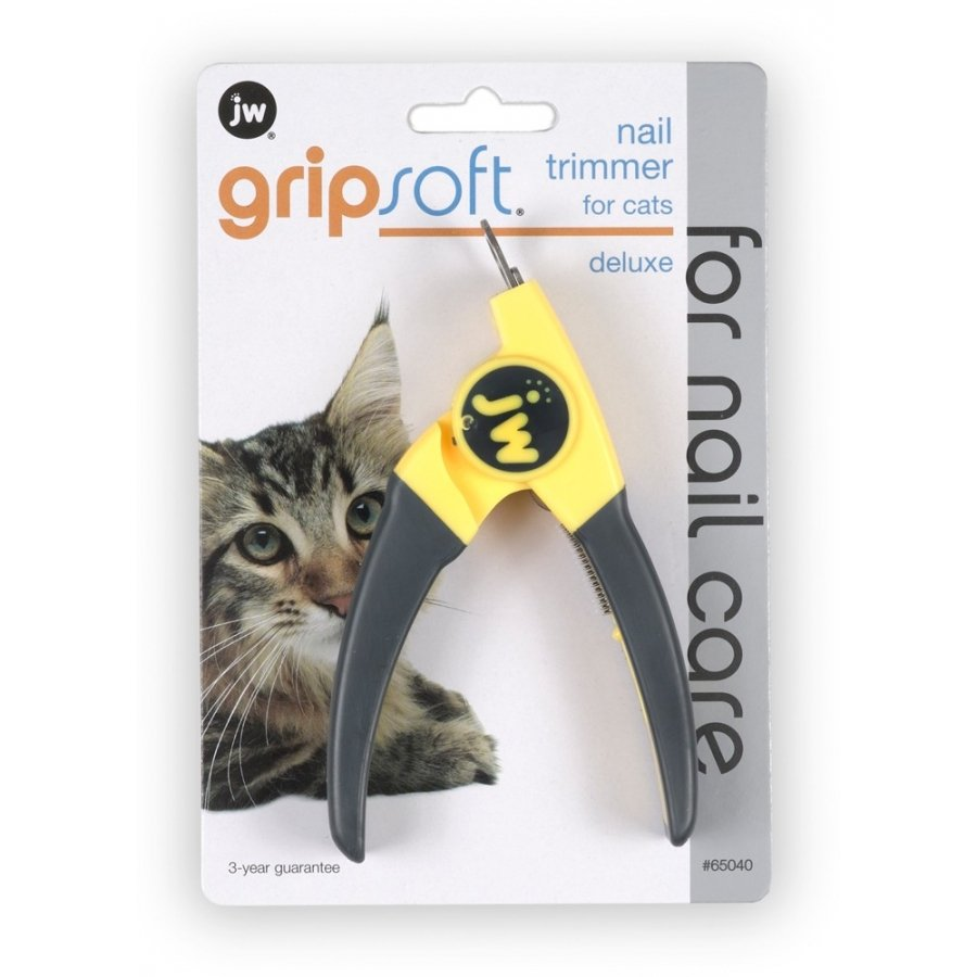 Cat Nail Trimmer Deluxe Gripsoft