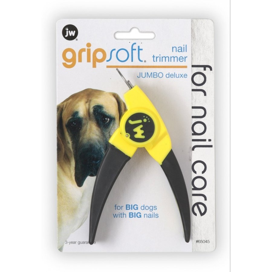 Gripsoft Deluxe Nail Trimmer Jumbo