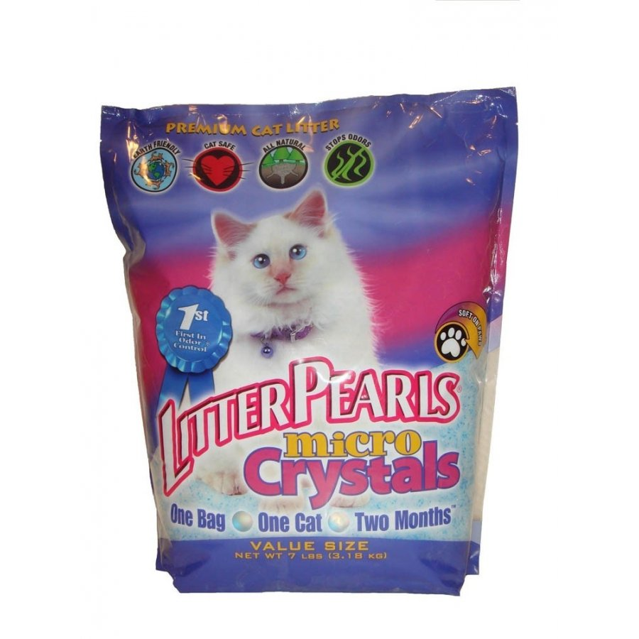 Litter Pearls Micro Cat Litter 7 Lbs