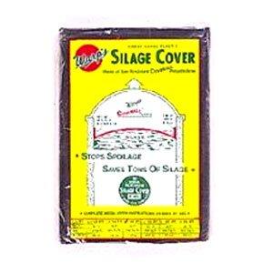 3 Mil Silo Cap / Size (12 ft / Black) Best Price