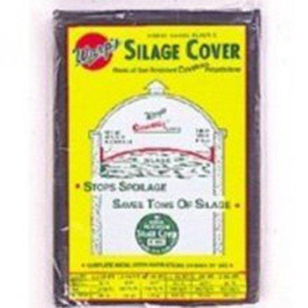 3 Mil Silo Cap / Size (14 ft / Black) Best Price
