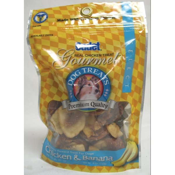 Cadet Premium Dog Treats / Size (4 oz / Chicken and Banana) Best Price