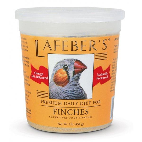 Finch Premium Pellets