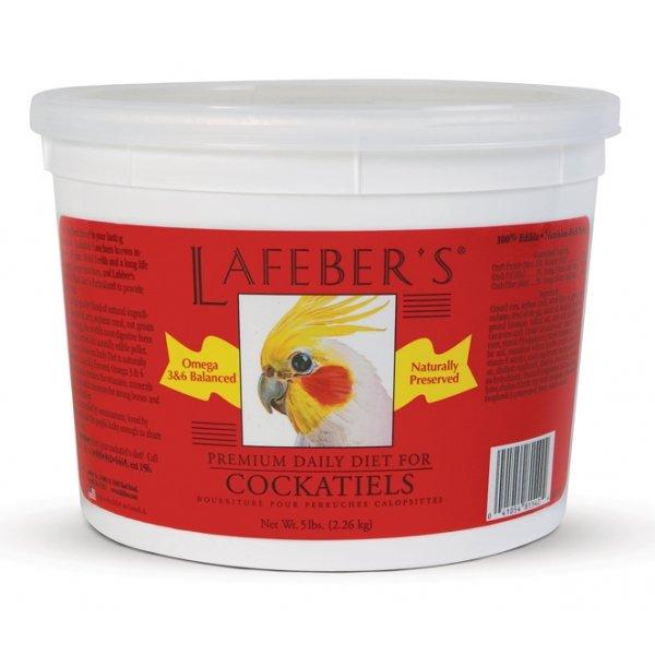 Cockatiel Premium Pellets / Size 5 Lbs.