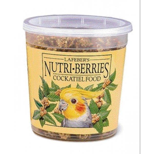 Nutri Berries Bird Food / Type Tiel / 12.5 Ounces