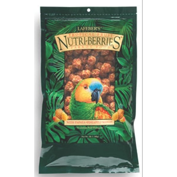 Nutri Berries Tropical Fruit / Size 3 Lbs /large Nuggets