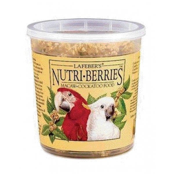Nutri Berries Bird Food / Type Macaw / 12 Oz.