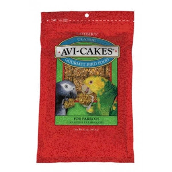 Avicakes Gourmet Treats / Size 8 Oz./ Small Birds