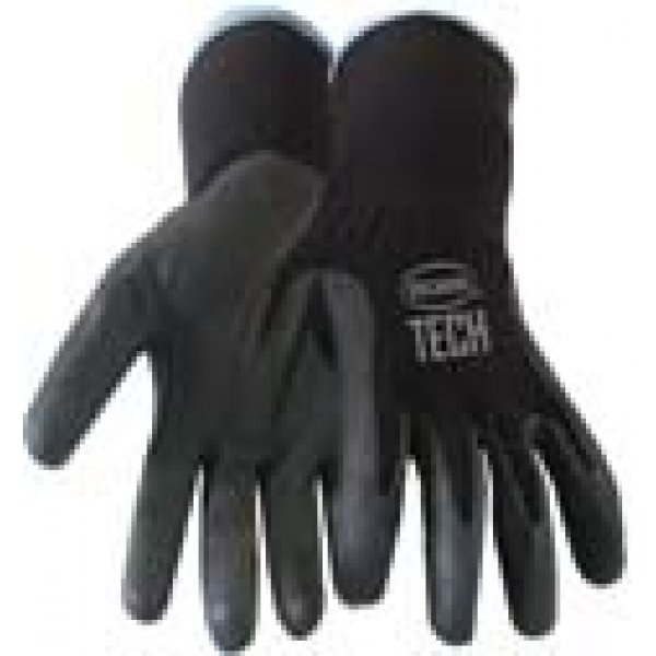 Boss Tech Foam Nitrile Coated Glove for Men / Size (Large) Best Price