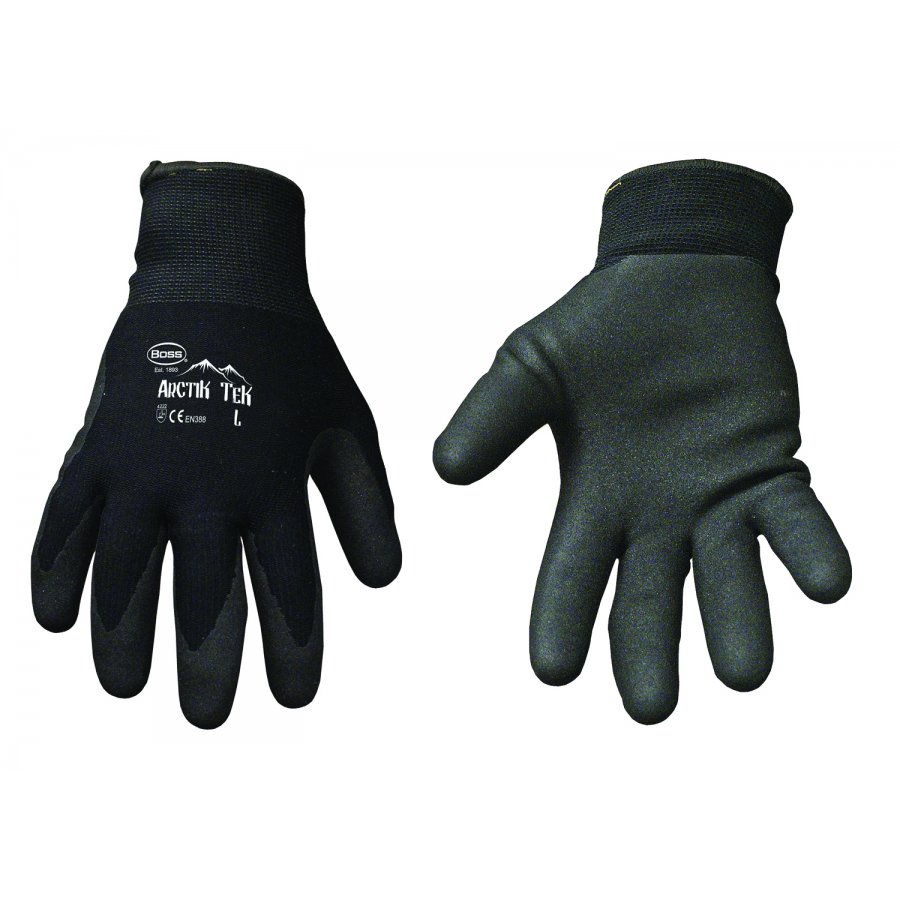 Artik Tek Nitrile Palm Glove (Case of 12) Best Price