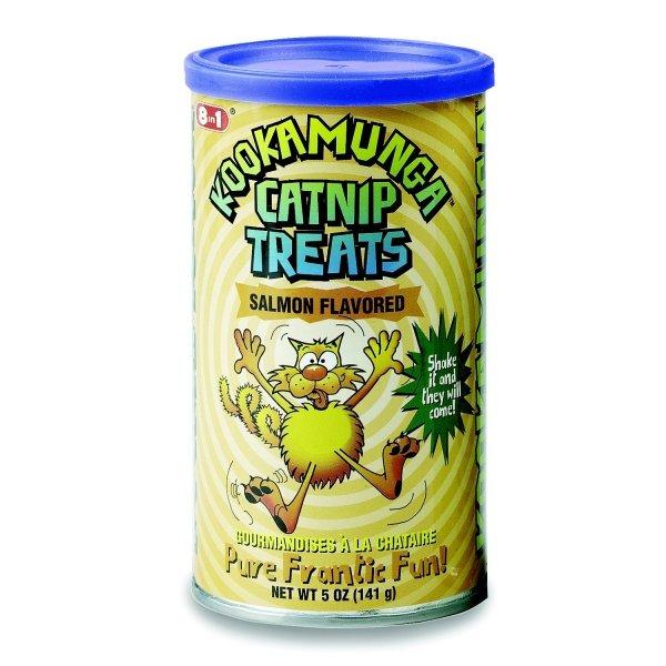 Kookamunga Crunchy Catnip Treats 5 Oz.