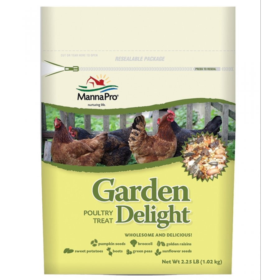 Garden Delight Poultry Treat 2.25 lbs. Best Price
