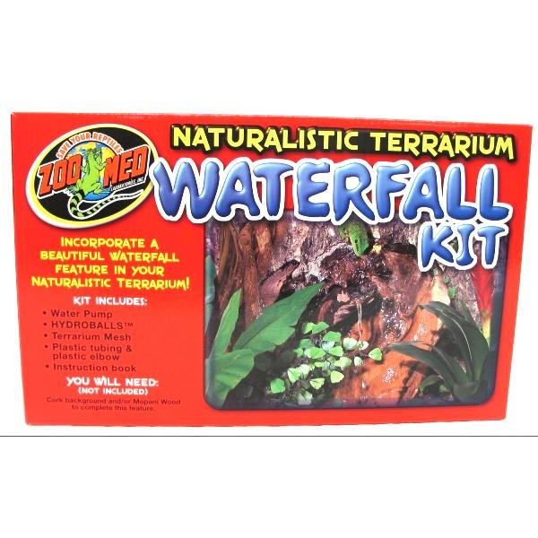 Naturalistic Terrarium Waterfall Kit Best Price