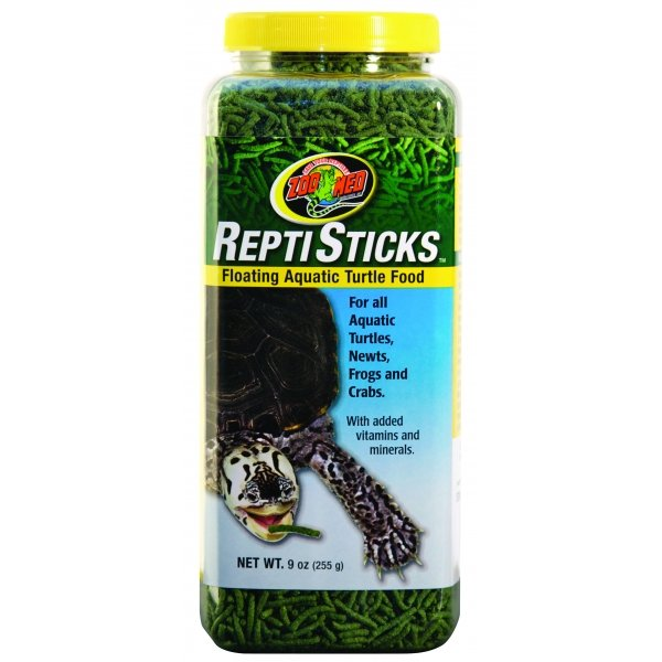 ReptiSticks Floating Aquatic Turtle Food / Size (9 oz.) Best Price