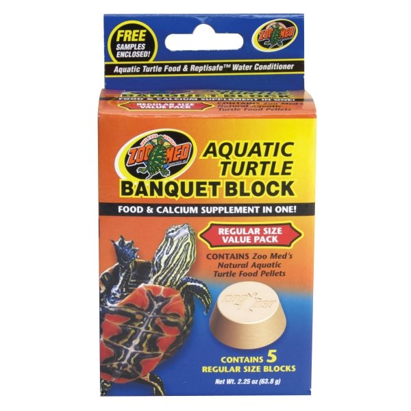 Aquatic Turtle Banquet Block / Size (Value Pack) Best Price