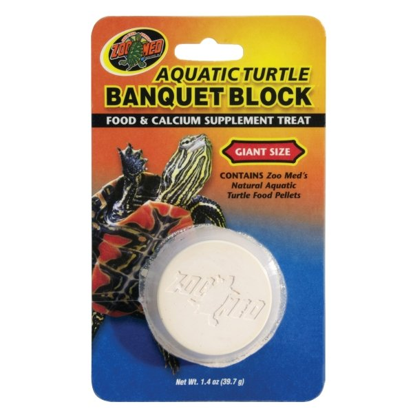 Aquatic Turtle Banquet Block / Size (Giant)