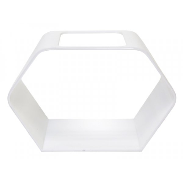 Hexagon Betta House / Color (White) Best Price
