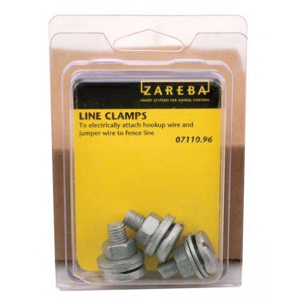 Galvanized Line Clamp - 3 pk. Best Price