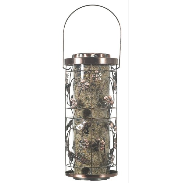 Copper Meadow Birdscapes Birdfeeder / Seed Capacity 1 Lbs.