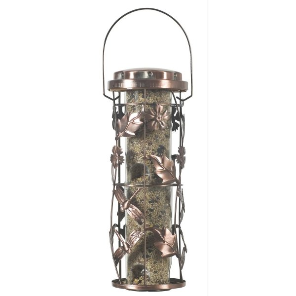 Copper Meadow Birdscapes Birdfeeder / Seed Capacity 4 Lbs.