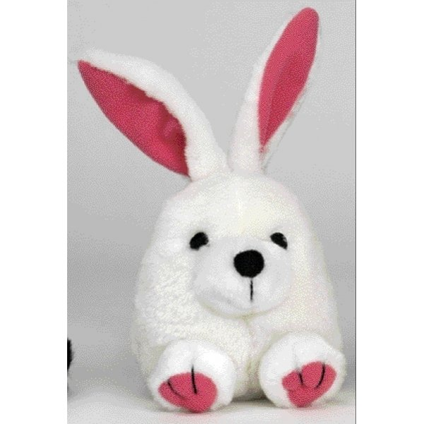 Booda Squatter Dog Toy / Style (Rabbit - Medium) Best Price