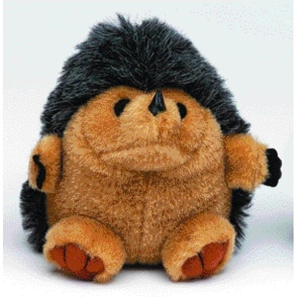 Booda Squatter Dog Toy / Style (Hedgehog - Large) Best Price