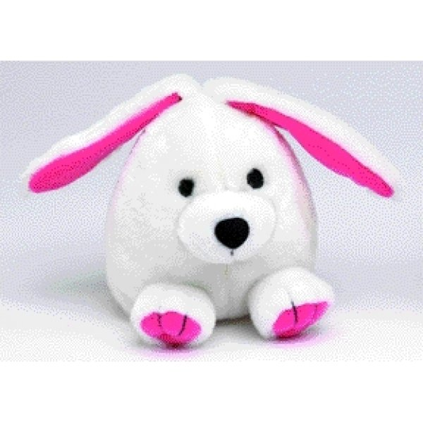Booda Squatter Dog Toy / Style (Rabbit - Large) Best Price