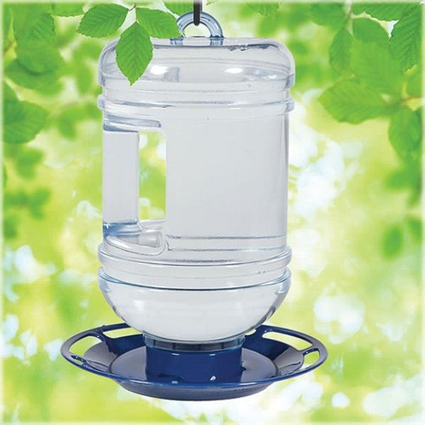 Perky Pet Water Cooler Bird Waterer 1 5 Qt Wild Bird