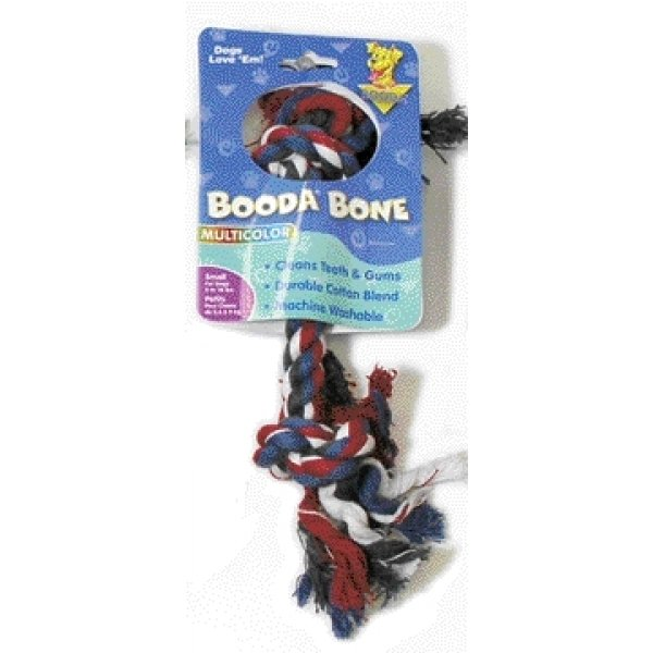 Booda Bone Dog Tug Toy / Size Multi Xs