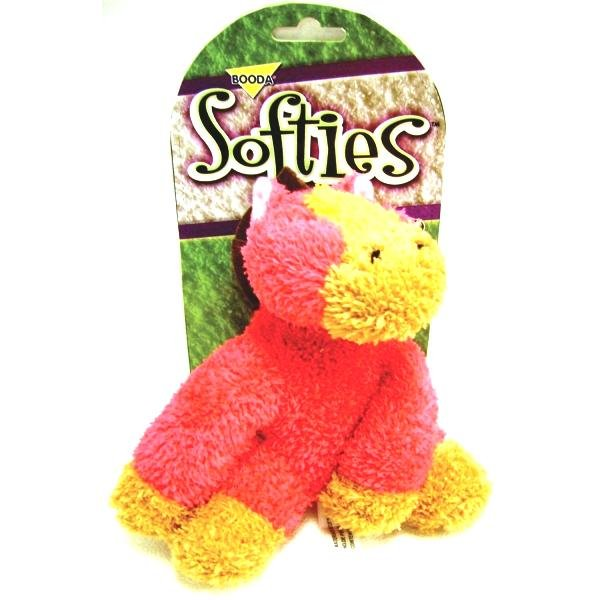Booda Softies Terry Horse Dog Toy Best Price