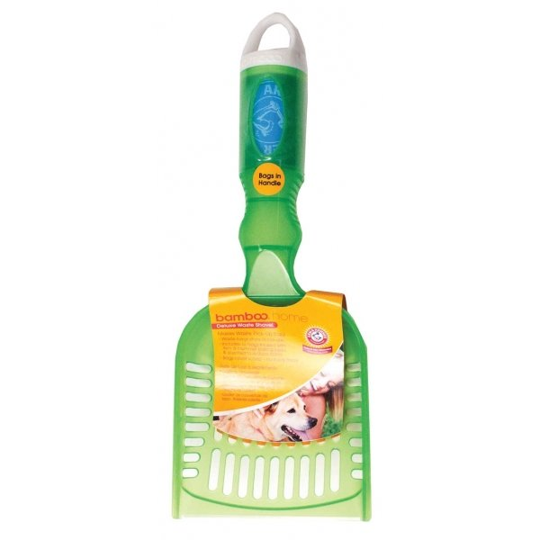 Arm and Hammer Deluxe Dog Waste Shovel