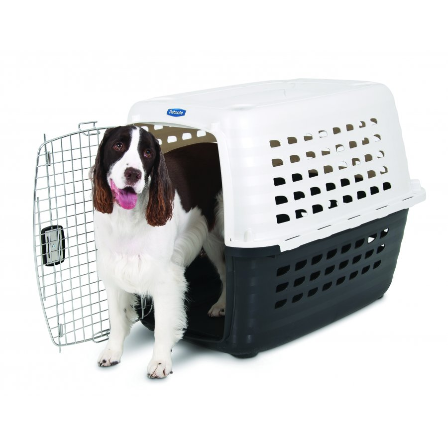 Fashion Compass Kennel / Size 28 In.