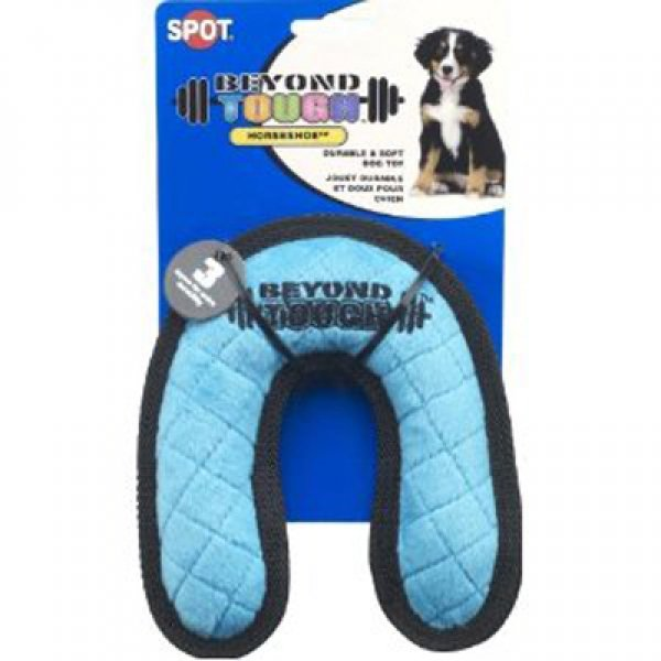 Beyond Tough Horseshoe 7 in. Dog Toy Best Price