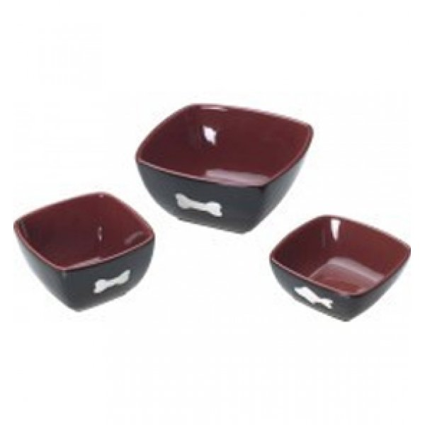Vista Pet Dish / Type (Cat/Red) Best Price