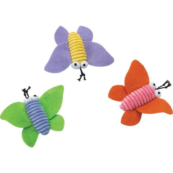 Corduroy Butterfly