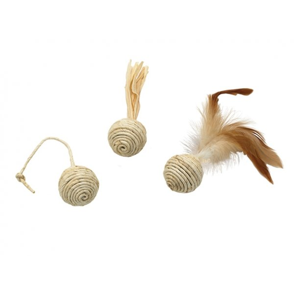 Eco Friend Natural Corn Husk Ball Best Price