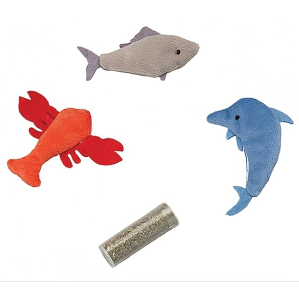 Catnip Refillable Sea Creature - Assorted Best Price
