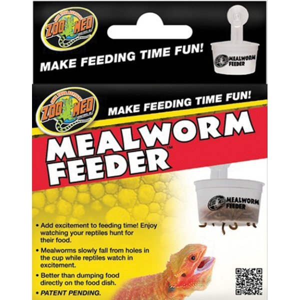 Mealworm Feeder for Reptiles Best Price