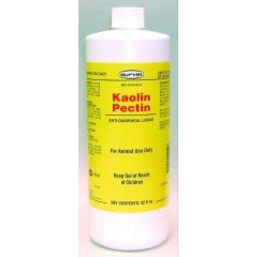 Kaolin Pectin Anti-Diarrhea Medication Pets / Animals / Size (32 oz.)