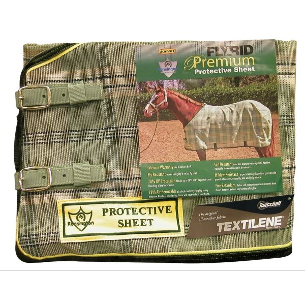 Fly Rid Premium Protective Sheet for Horses / Size (80 in.) Best Price